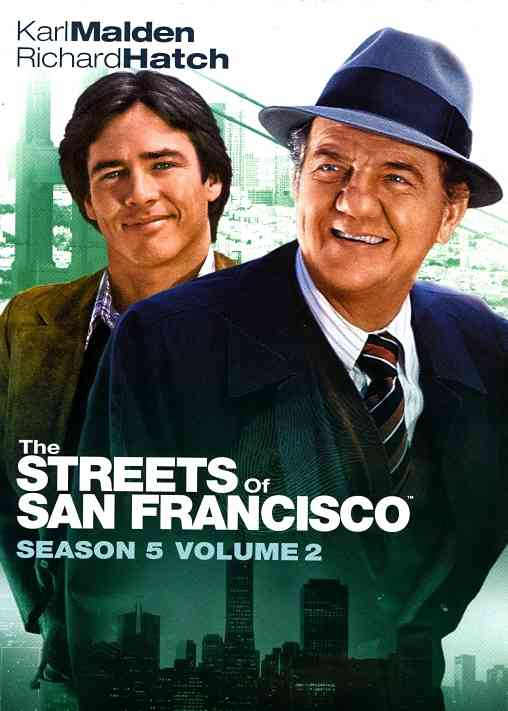 STREETS OF SAN FRANCISCO:SEASON 5 V 2 BY STREETS OF SAN FRANC (DVD)
