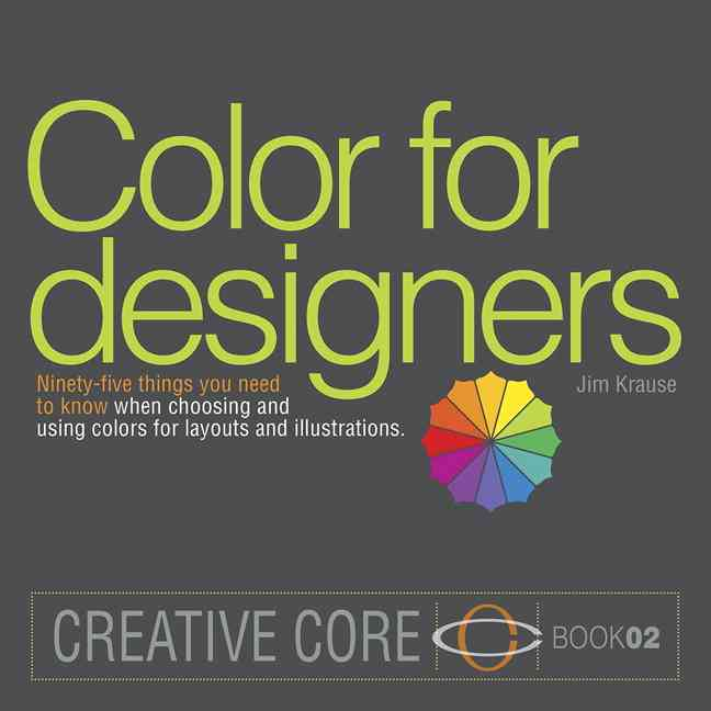 Color for Designers By Krause, Jim