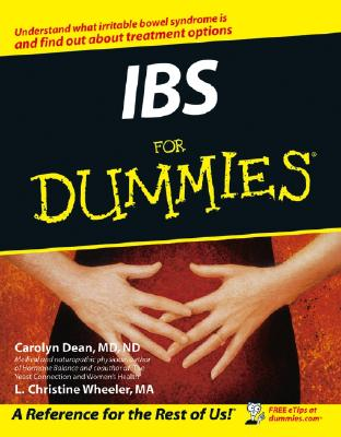 Ibs for Dummies By Dean, Carolyn/ Wheeler, L. Christine